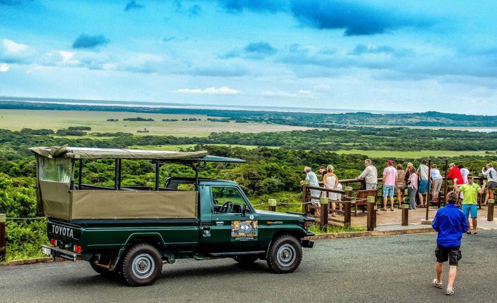 full day isimangaliso wetland park safari tour